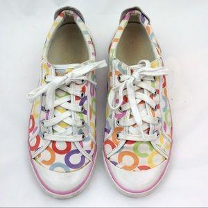 Coach Barrett Sneakers. - 9